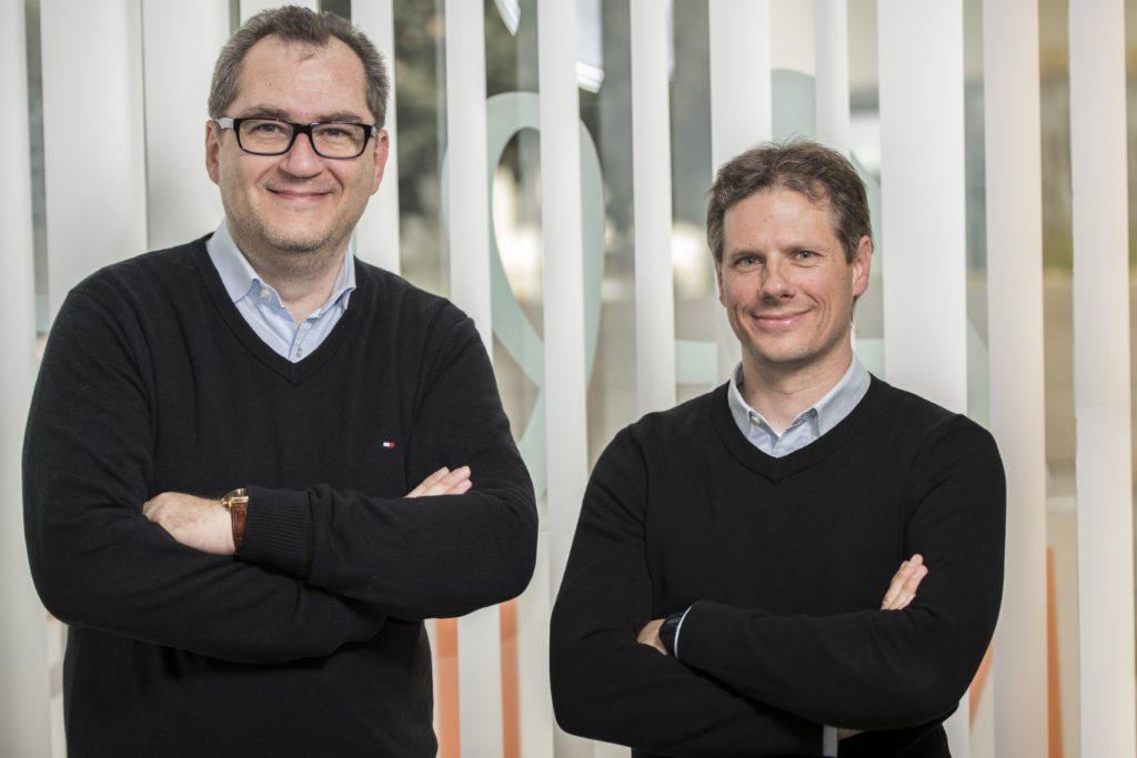 Julian Schwarz und Günter Zotter